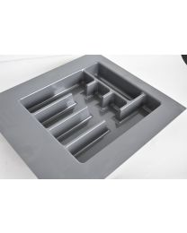 Utensil Tray Grey 434x490