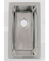 Sink - 1/4 Bowl 170 x 400 Porto