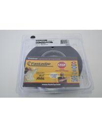 Peel & Stick PVC 50ft Black